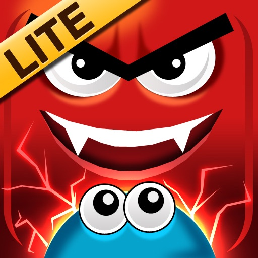 Tiny Ball vs. Evil Devil Lite