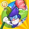 呆呆超人-Growing Flower-黄金教育