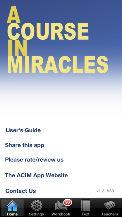 The ACIM App screenshot-0