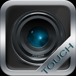 Touch Cam - big release button