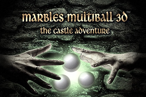Marbles Multiball 3D - The Castle Adventure screenshot-3
