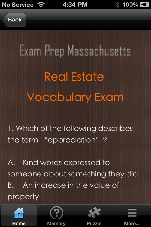 ExamPrepMA - Massachusetts Real Estate License Exam Prep