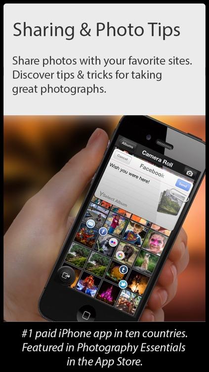 Camera Genius screenshot-3