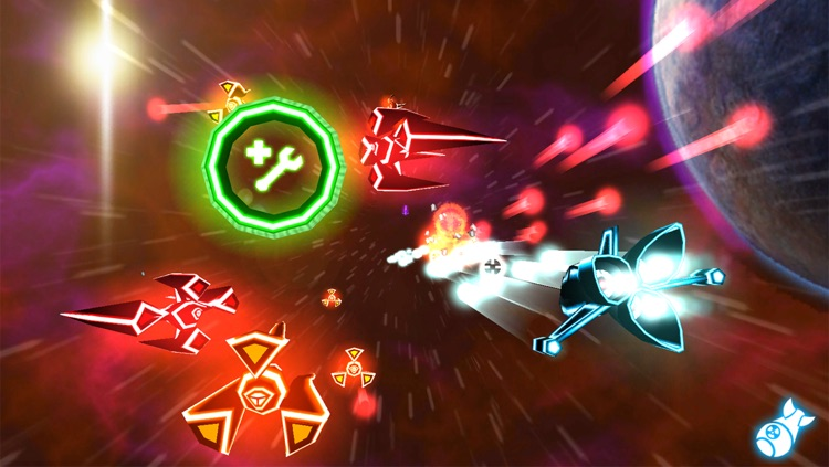 Space Wars 3D screenshot-0