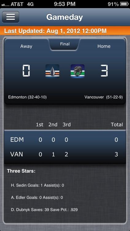 Edmonton Hockey Live