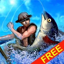 Crazy Finger Fishing Free HD