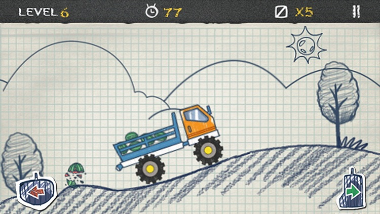 Doodle Truck screenshot-3