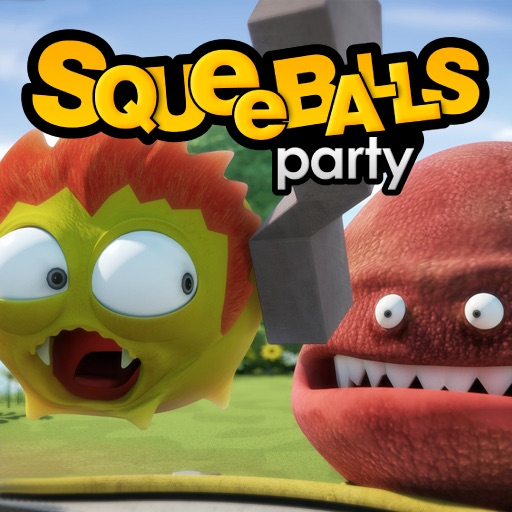 Squeeballs Party Review