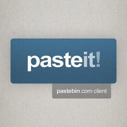 PasteIt - Pastebin.com client