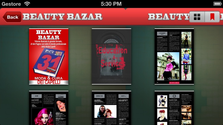 BEAUTY BAZAR screenshot-4