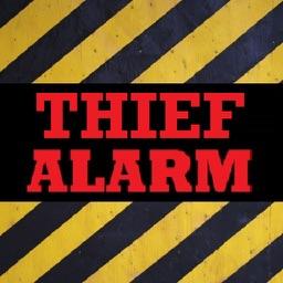 Anti-Theft Alarm for iPhone, iPad and iPod
