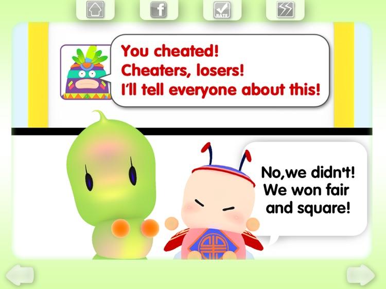 Netiquette for Kids screenshot-3