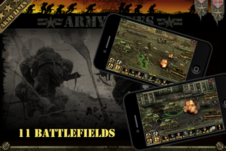 Army Lines screenshot three