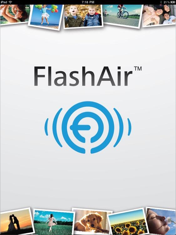 FlashAir Instant WIFI HD