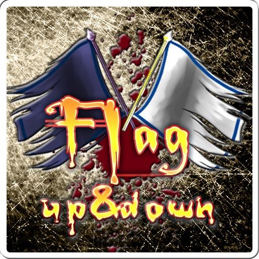flag updown