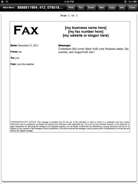 Print Online for iPad screenshot-3