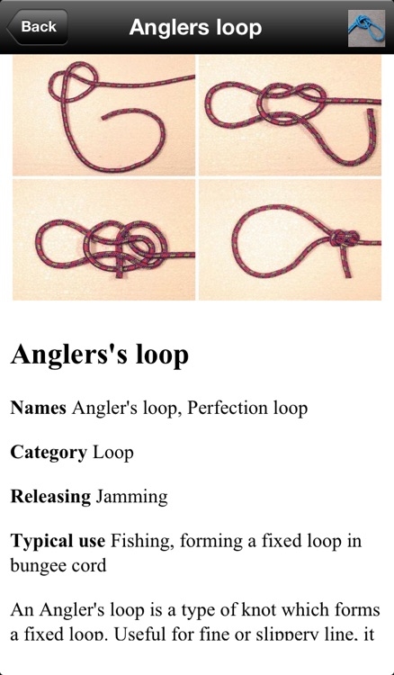 Knots Guide screenshot-2