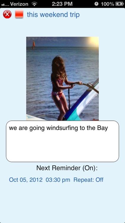 OnQ: Memos with Reminders screenshot-3