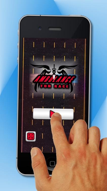 Ambulance Fun Race - Funny Racing Game screenshot-4