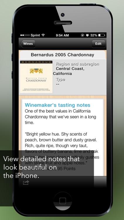 Gourmet Mobile screenshot-4