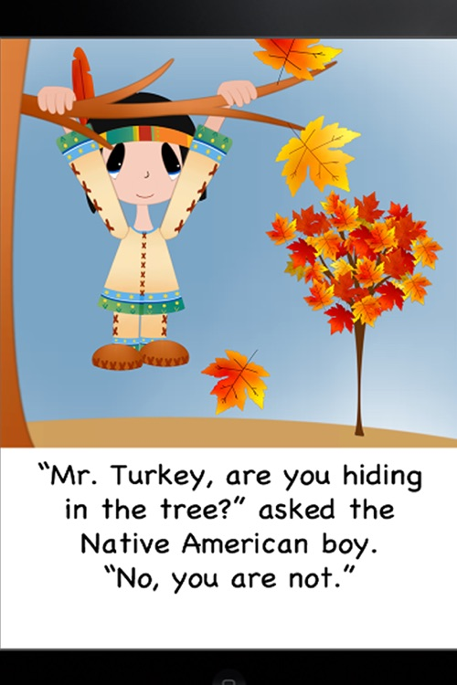Mr. Turkey, where are you?