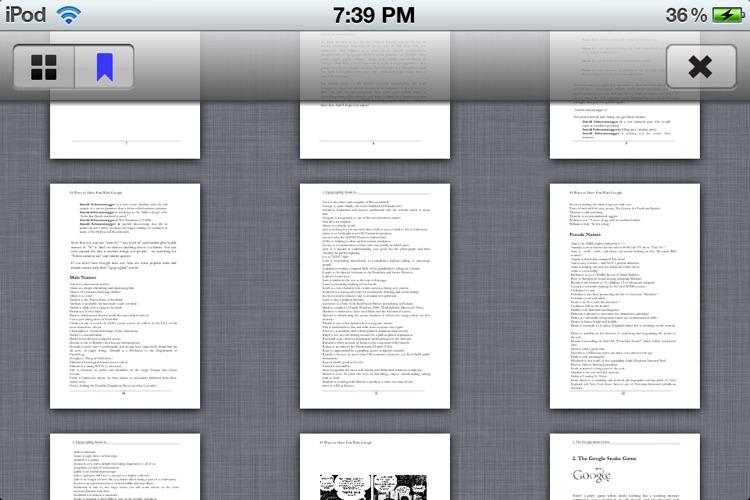 PDF Reader™ screenshot-3