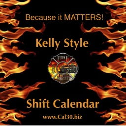 Shift Calendar Kelly