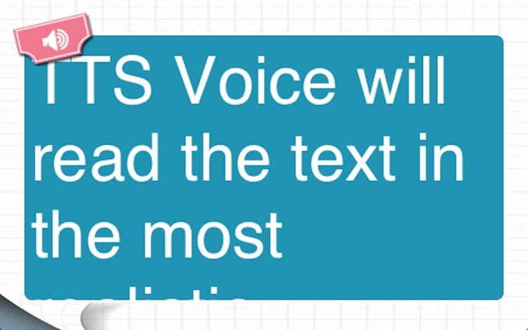 iSpeech Free - Text To Speech