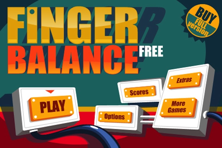 Finger Balance FREE screenshot-1