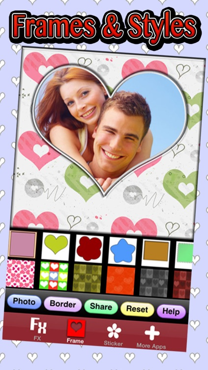 Photo Effects & Frames