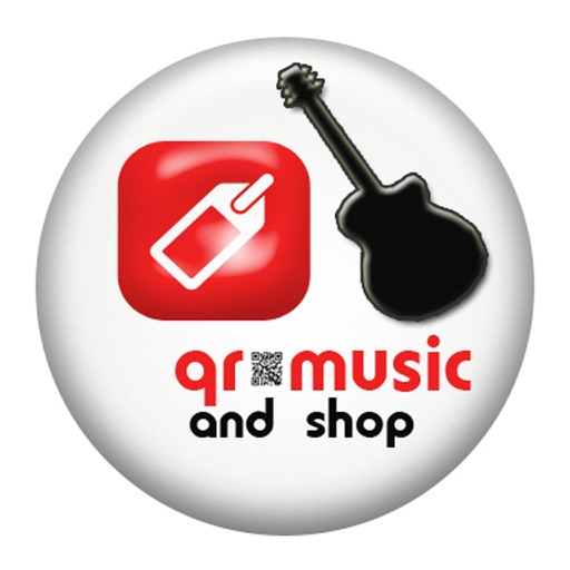 QR Music & Shop icon