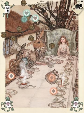 Alice nel Paese delle Meraviglie, Arthur Rackham