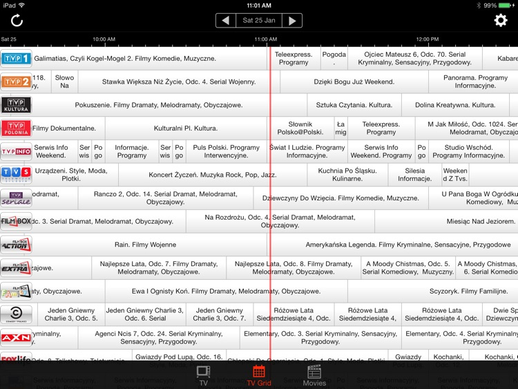Polsky.TV for iPad