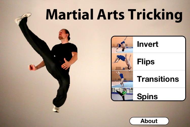 Martial Arts Tricking screenshot-4