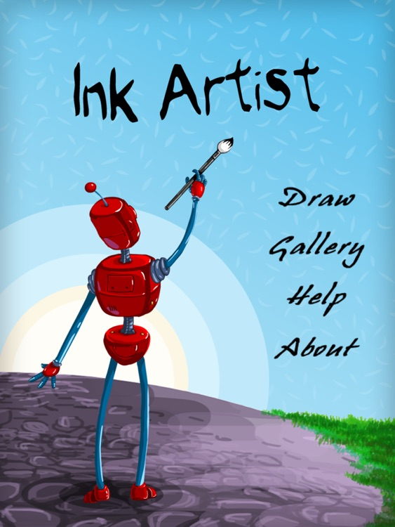 Ink Artist - Vector Draw, Paint, Sketch, Doodle with Natural Brushes