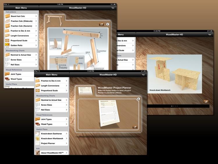 WoodMasterHD screenshot-4