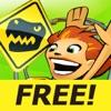 Jurassic 3D Rollercoaster Rush FREE iPhone