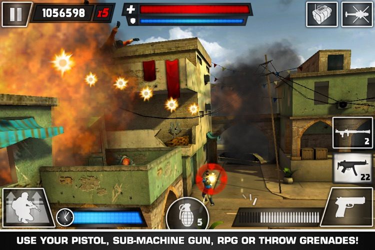 Bravo Force: Last Stand screenshot-2