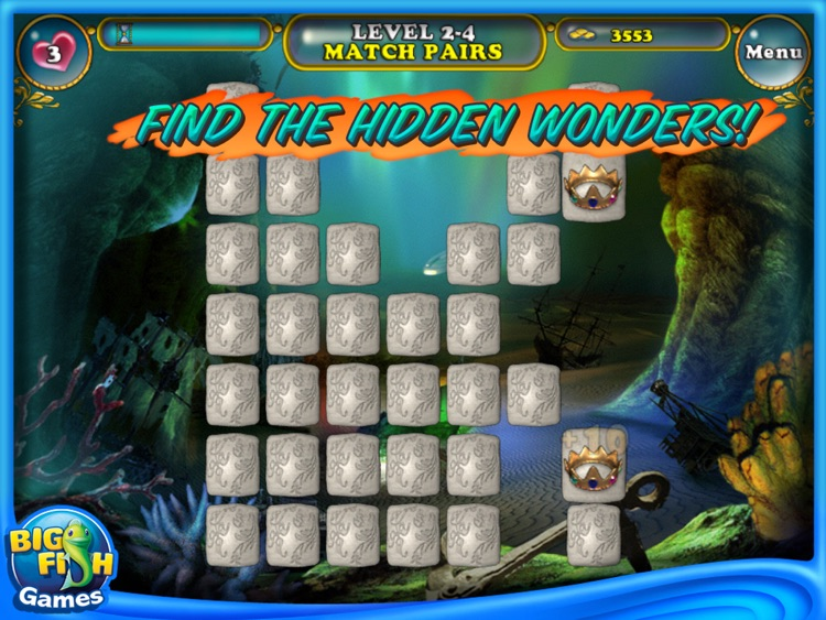 Hidden Wonders of the Depths 2 HD screenshot-4
