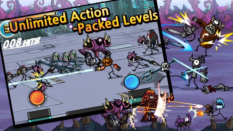 Cartoon Wars: Blade screenshot-3