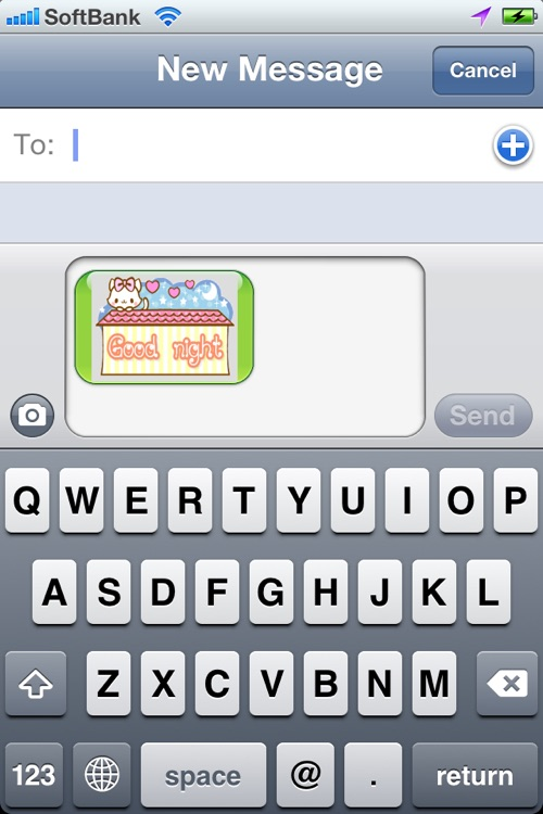 MMS Sticker Maker [LOVE] screenshot-3