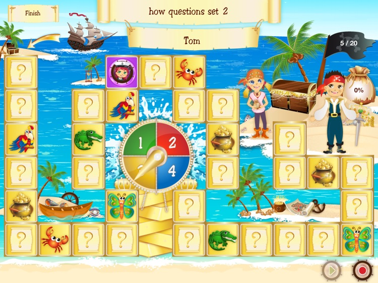 WH-Questions Island screenshot-2