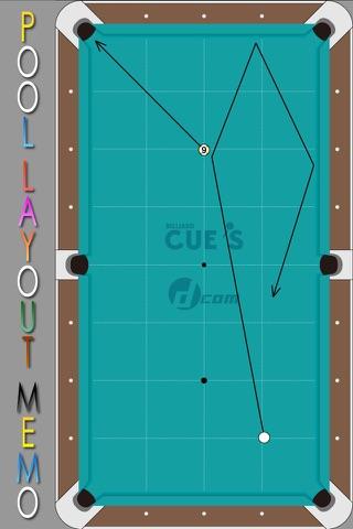 Pool Layout Memo for ... screenshot1
