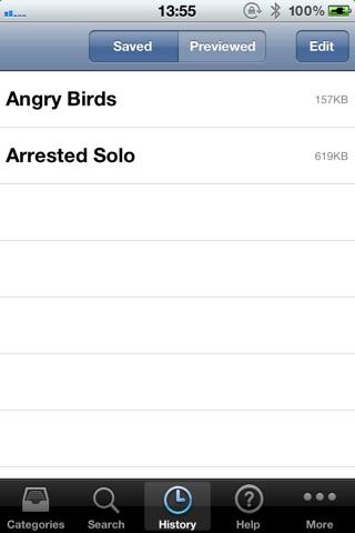 10,000 Ringtones Pro Screenshot 4