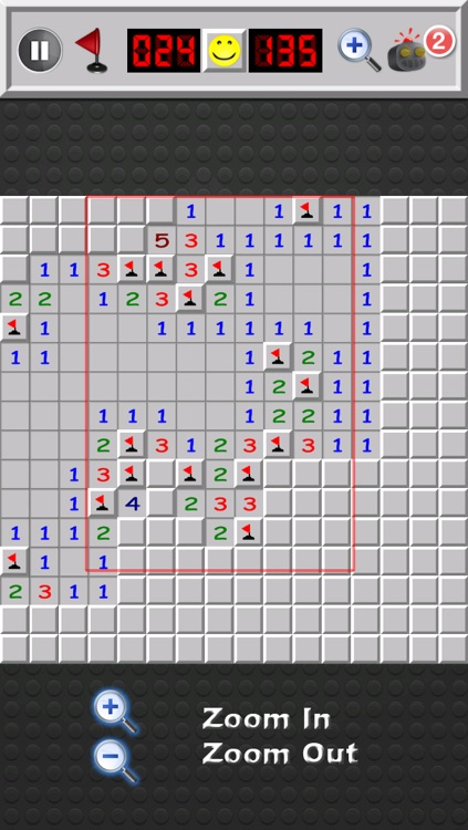 Minesweeper Deluxe ™ screenshot-2