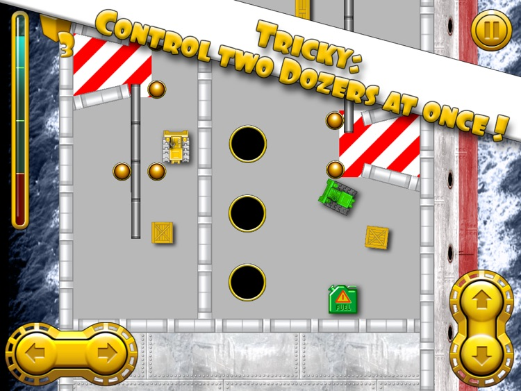 Puzzle Dozer HD screenshot-1
