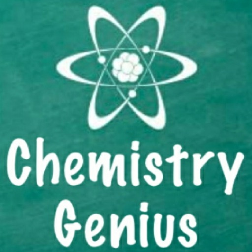 Chemistry Genius Periodic Table Flash Cards iOS App