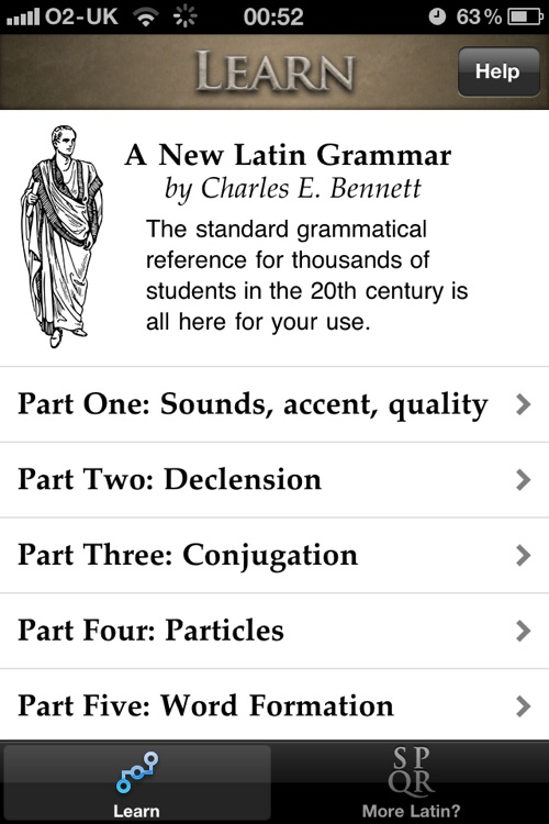 Learn Latin screenshot-0
