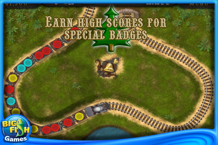 Loco Train: Christmas Edition screenshot-4