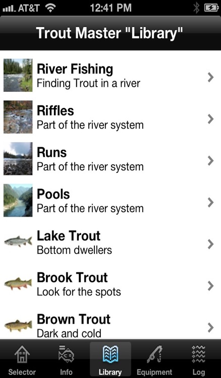 Trout Master screenshot-4